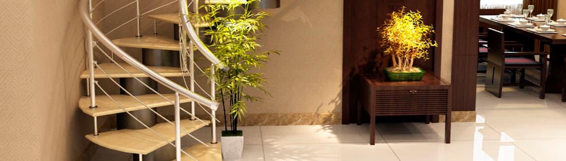 Лестницы СТАМЕТ надёжны, безопасны, удобны, эстетичны